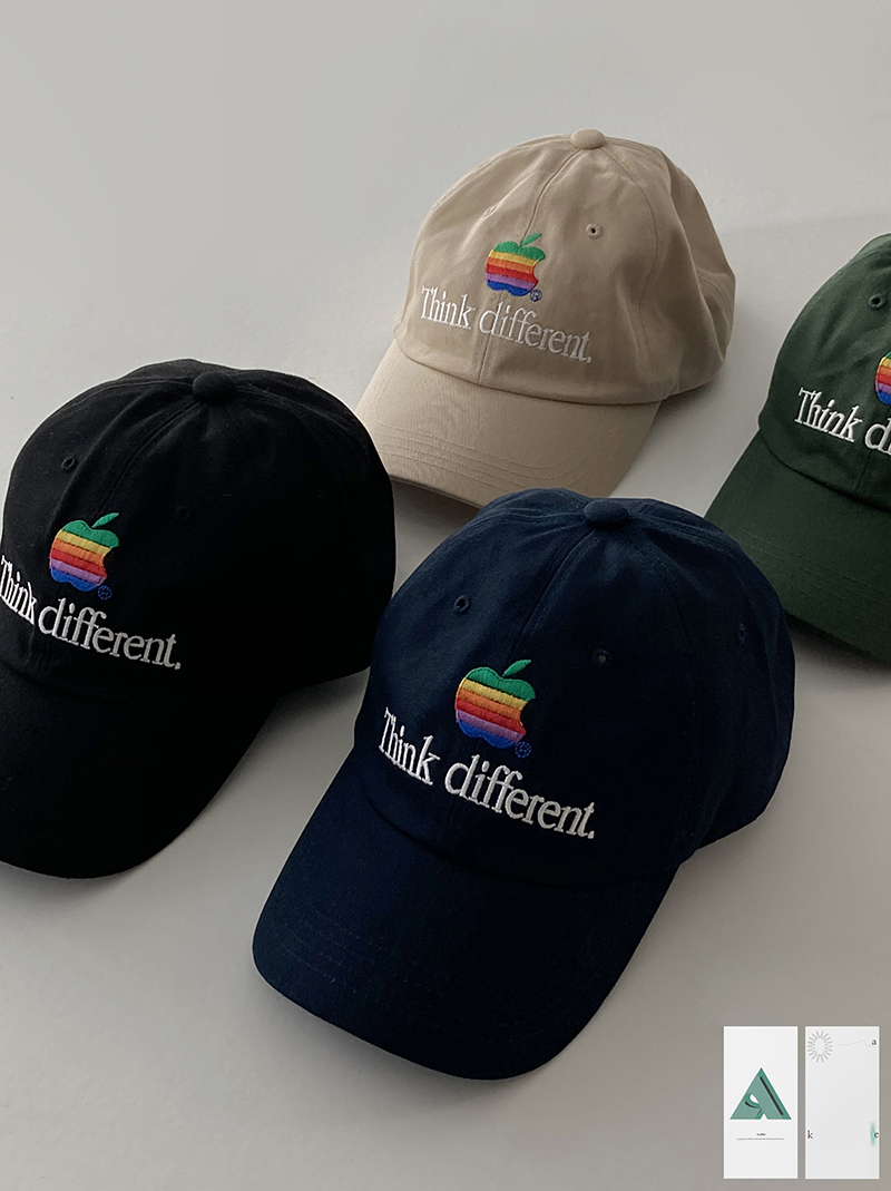 DIFFERENT BALL CAP (4color!)